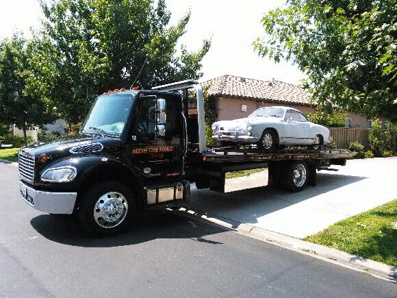 Rocklin Ace Towing says 'Why Not